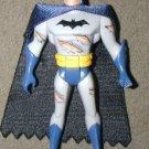 BATMAN custom 4-inch action figure claw rips / cat woman fight