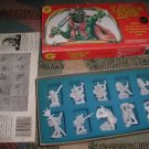 Grenadier Dragon Lords 2011 Orcs of the Severed Hand x12 lead figure lot + box