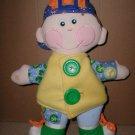Dapper Dan plush classic dressup boy doll /Playskool Dressy Bessy