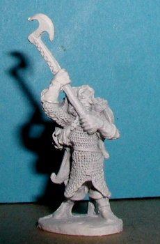 Ral Partha 02-009 Sea Elf with axe Fantasy Collector