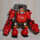 Power Rangers Wild Force red Kongazord Megazord