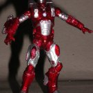 "IRONMAN ultimate / concept red & silver 3.75"" action figure"