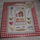 Betty Crocker Recipe Keeper: From The Heart (Deluxe Recipe Binder) by Denise Hilton Campbell