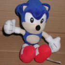 Sonic the Hedgehog plush beanie bean bag toy 6""