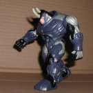 Spiderman black Rhino figure HTF