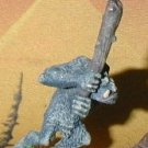 RAL PARTHA painted Troll with club / 25mm dungeon mini