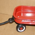 Radio Flyer minature metal wagon / barbie doll sized