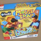 U-Build Mouse Trap Game - Build the Board & Chase Down The Cheese
