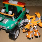 Fisher Price Rescue Heroes Mission Select Robots Off Road Cruiser