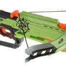 Nerf Zombie Strike crossbow / Crossfire Blaster + 4 Darts