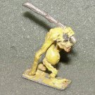 Ral Partha hunched troll with club  / 25mm D&D miniature figure
