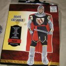 Carnival Medieval Brave Crusader Knight Deluxe Adult Costume