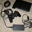Sony Playstation II compact slim system w/ cables & 1 controller