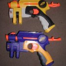Nerf N-Strike Nite Finder Laser Light Gun  Blue OR Red