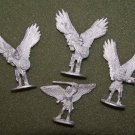 Grenadier Models Fantasy Lords Winged Folk Bird Men lead figures avian fighters