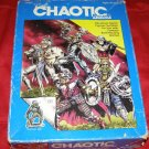 Chaotic Band vtg boxed Ral Partha gaming figure set RP imports complete