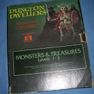 Heritage Dungeon Dwellers Monsters Treasures level 1-3 box set