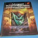 AD&D Dungeons Master's Guide Dungeons & Dragons 1st ed book
