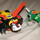 VOLTRON black and green lion robot toys