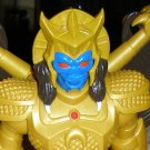 Imaginext POWER RANGERS giant Goldar + 4 figures and weapons