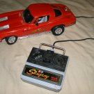 RC 1963 Corvette StingRay - Vintage Remote Control Car 1986 New Bright - Hong Kong