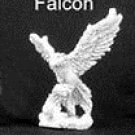 Reaper Falcon or Hawk 28mm familiar figure pewter