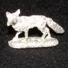 Reaper Fox dog 25-28mm familiar figure pewter