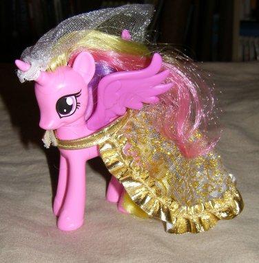 My Little Pony Princess Cadance Wedding toy horse unicorn pegasus