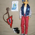 MY LITTLE PONY EQUESTRIA GIRLS Collection Friendship Games Flash Sentry doll