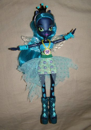 MY LITTLE PONY EQUESTRIA GIRLS Collection Queen Chrysalis doll