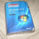 Windows VISTA Business upgrade 32 bit SP1 with product key used