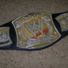 WWE WWF Mattel 2010 realistic Wrestling Monday Nite RAW Champion toy belt