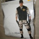 Halloween costume Underwraps Seal Team TEEN Deluxe, Camo/Black 6 PIECE
