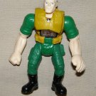 "Small Soldiers Chip Hazard 4"" fast food action figure"