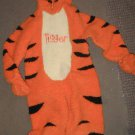 Halloween Costume Disney Store Tigger 2-4t winnie the pooh tiger w/ sounds