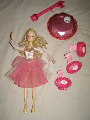 Barbie Doll 12 Dancing Princess Interactive Genevieve Ballerina remote control 14""
