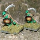 RAL PARTHA LOTR goblins / 25mm D&D miniature figures
