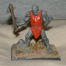 Ral Partha 11-403 stone giant w/ rock hammer Dungeon miniature nicely painted