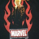 RPG gaming black T-shirt MARVEL comics gaming card game Ghost Rider / size 2XL