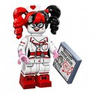 Lego Batman Movie Series Nurse Harley Quinn minifigure