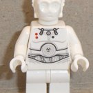Lego K-3po white c3po droid minifigure from hoth Star Wars 7666