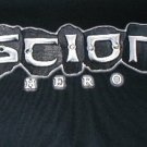 RPG gaming black T-shirt SCION Hero / NEW size XL