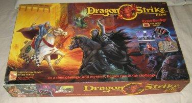 TSR Dragon Strike Board Game D&D dragons rpg EXC!