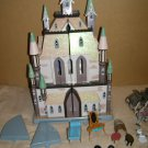 Frozen Castle of Arendelle large folding Play Set with Dolls & Furniture