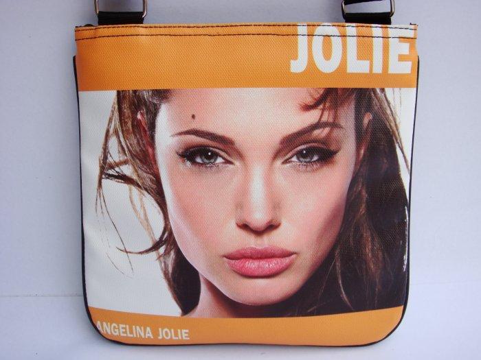 Angelina Jolie Erotic Fashion Messenger Bag Purse