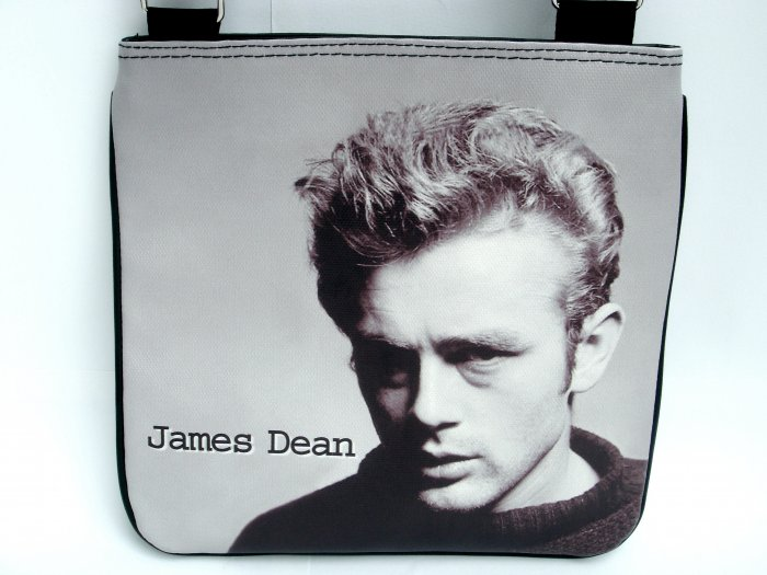 James Dean Classic Fashion Messenger Bag Purse
