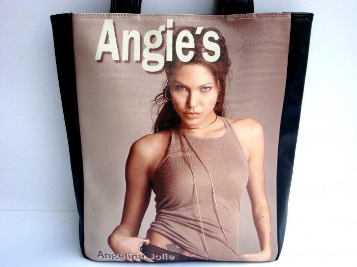 Angelina Jolie Sexy Fashion Large Tote Shoulder Bag Purse