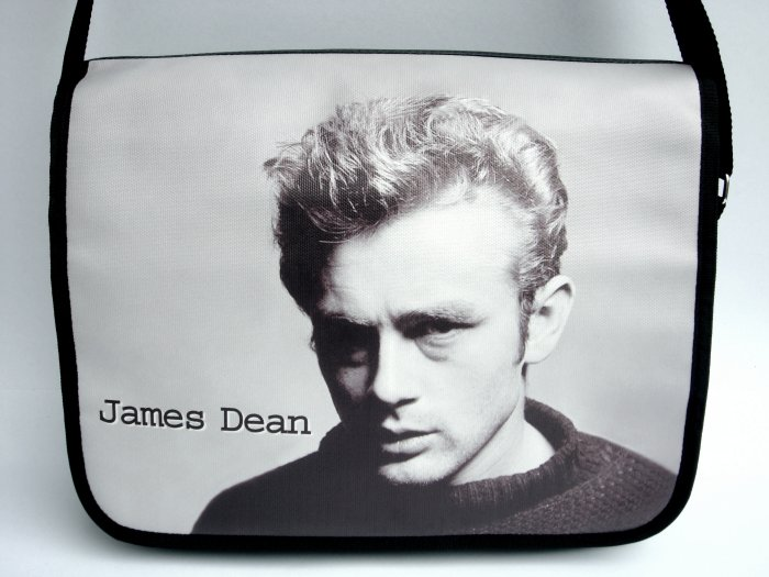 "James Dean Classic 15"" Laptop Notebook Shoulder Case Bag"