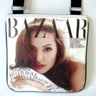 Angelina Jolie Bazaar Magazine Messenger Sling Bag Purse