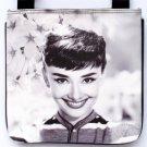 Audrey Hepburn Retro Rare Classic Messenger Cross Body Sling Bag Purse